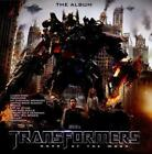Transformers-Dark Of The Moon von OST,Various Artists (2011)