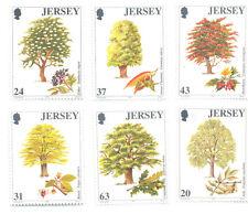 Jersey Tree set of 6 mnh