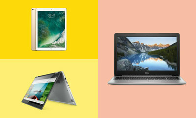 Great Value Laptops, Netbooks And Tablets
