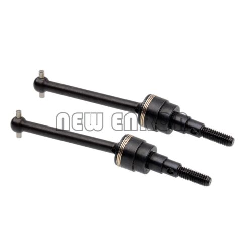 1//10 Front Harden Steel Universal Drive Swing Shafts CVD 45MM FOR RC TAMIYA CC01