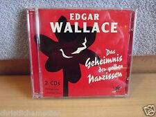 Das Geheimnis der gelben Narzissen von Edgar Wallace 2007 (Hörbuch) 2 CDs