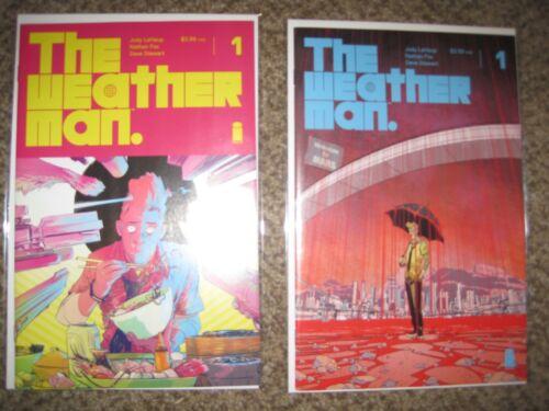 Weatherman #1 Cover A Image Comics 1st Print EXCELSIOR BIN