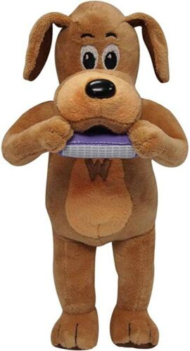 """Plush NEW Soft Wags the Dog 10/"""" Doll The Wiggles Stuffed Animal"""