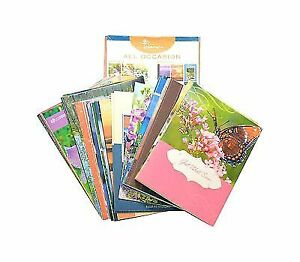 Paper Craft Moments To Treasure Assorted All Occasion Greeting Cards