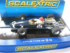 SCALEXTRIC-C3092-TEAM-LOTUS-49-JO-SIFFERT-16-BNIB-DELETED-COLLECTABLE