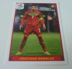 PANINI EURO 2012 CRISTIANO RONALDO STICKER NO 280