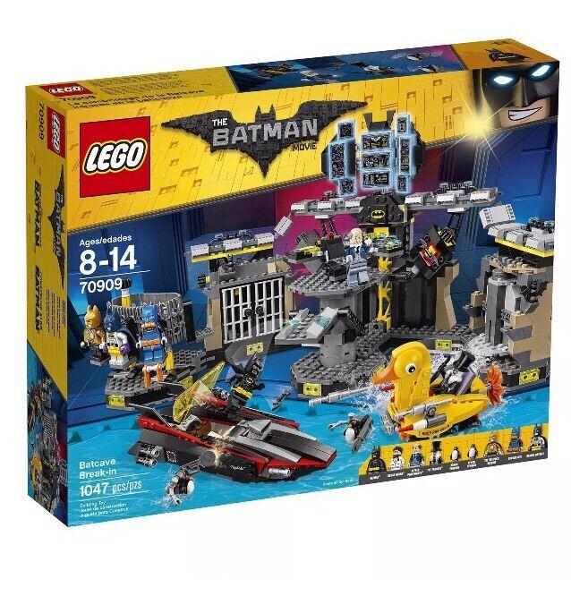 LEGO 70909 Batman Movie - Batcave Break-in