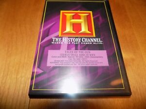 GERMAN-SMALL-ARMS-OF-WWII-Tales-of-the-Gun-Nazi-Guns-Rare-History-Channel-DVD-LN