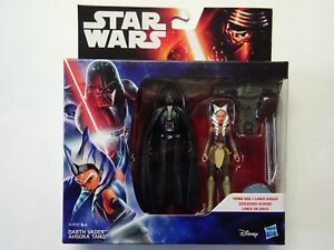 Star Wars - Moderne - Rebels (Blister) - Darth Vader & Ashoka Tano - B3959