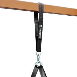Meister Heavy Bag Hanger Strap Ceiling Beam Mount Boxing