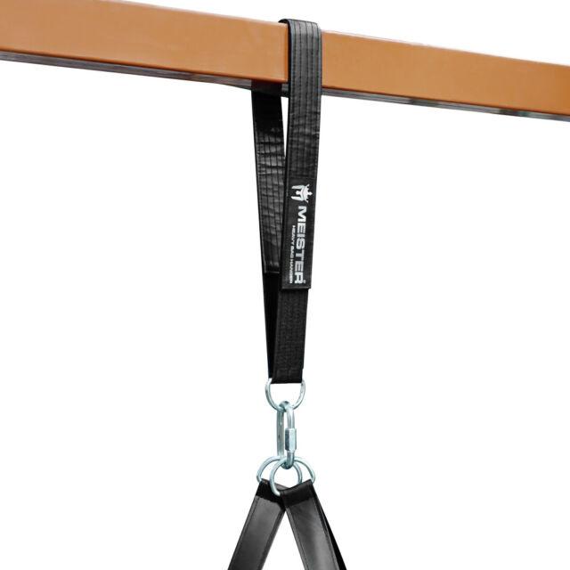 SGerste Heavy Bag Hangers Brackets Punch Bag Wall Ceiling Mount Hook Heavy Duty for Boxing /& MMA Training