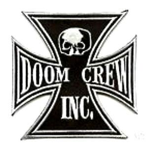 Noir Label Society BLS Doom Ras BLS Croix