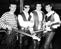 """Johnny Kidd and the Pirates 10"""" x 8"""" Photograph no 2"""