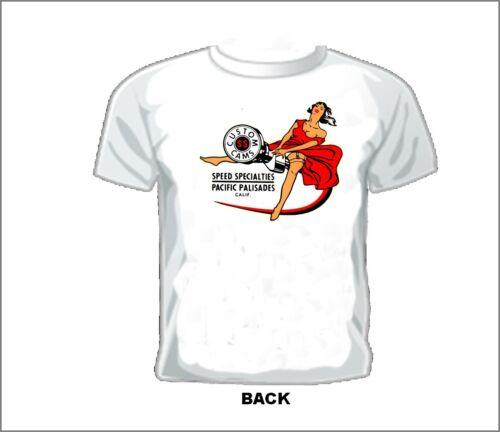 Vintage RACE//GASSER//DRAG T-shirt SPEED SPECIALTIES PACIFIC PALASADES