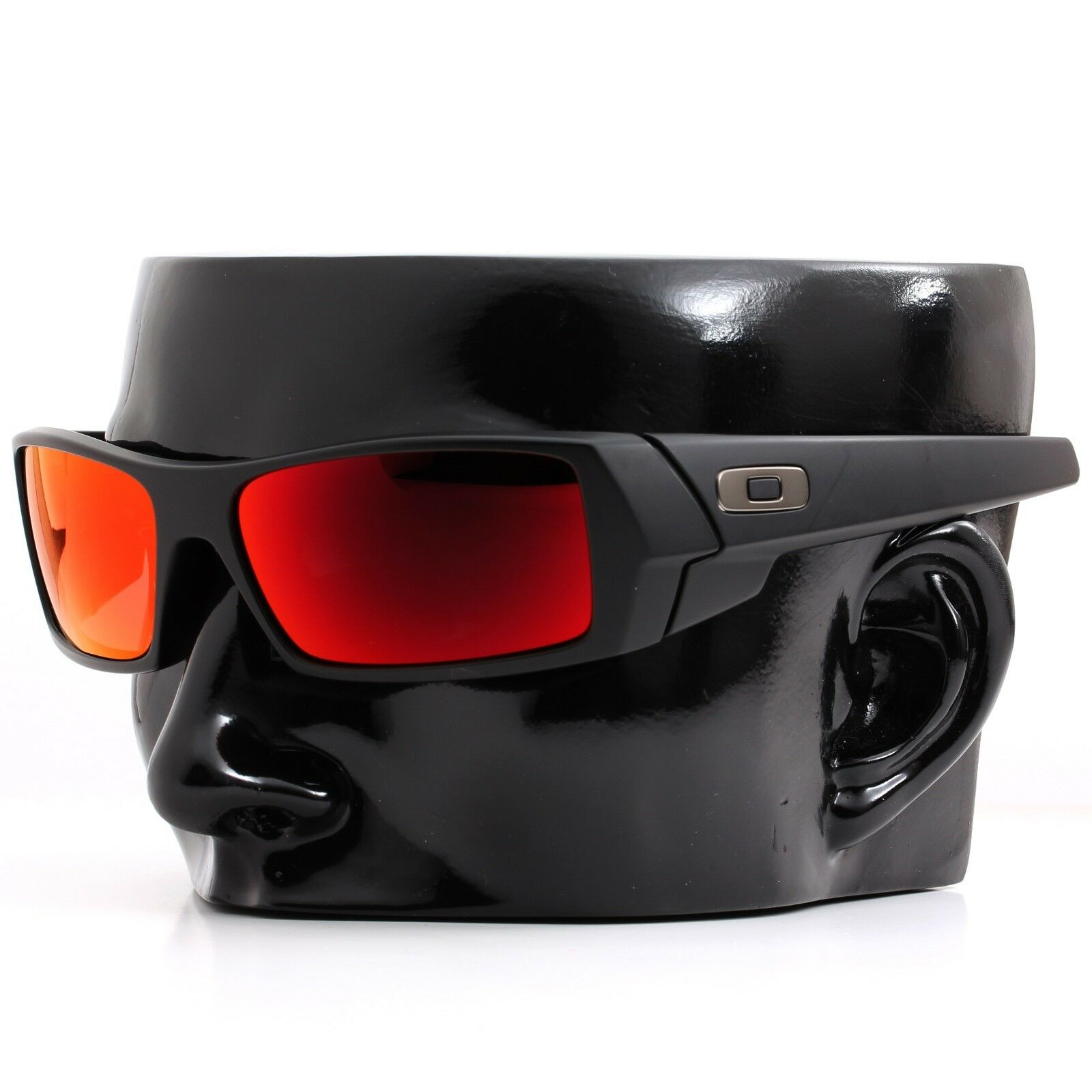 oakley gascan sunglass lenses  polarized ikon iridium replacement lenses for oakley gascan + red mirror