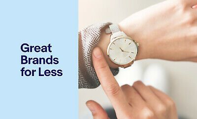 Up to 40% off* Watches