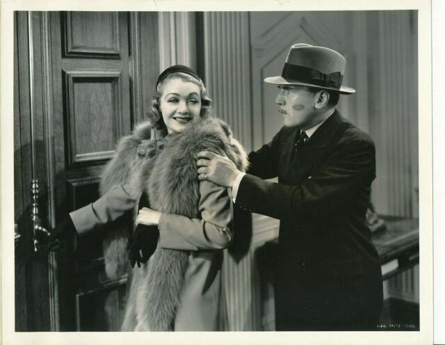 CONSTANCE BENNETT ROLAND YOUNG Original Vintage TOPPER Screwball Comedy Photo