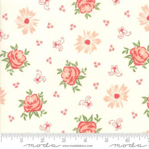 Quilt Floral Harper/'s Garden 37574 13 by Sherri /& Chelsi for Moda Fabrics