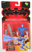 Batman and Robin iceblast Mr. Freeze With Ice Ray Cannon and Rocket Thrusters By Kenner in 1997 - Pa... - 76281638515 Toys