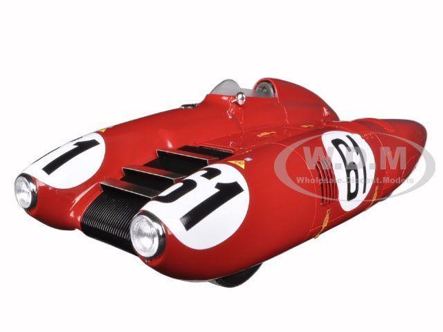 Nardi Bisiluro damolnar Le Mans 1955 damonte crovetto 1 18 Bizarro 18b001