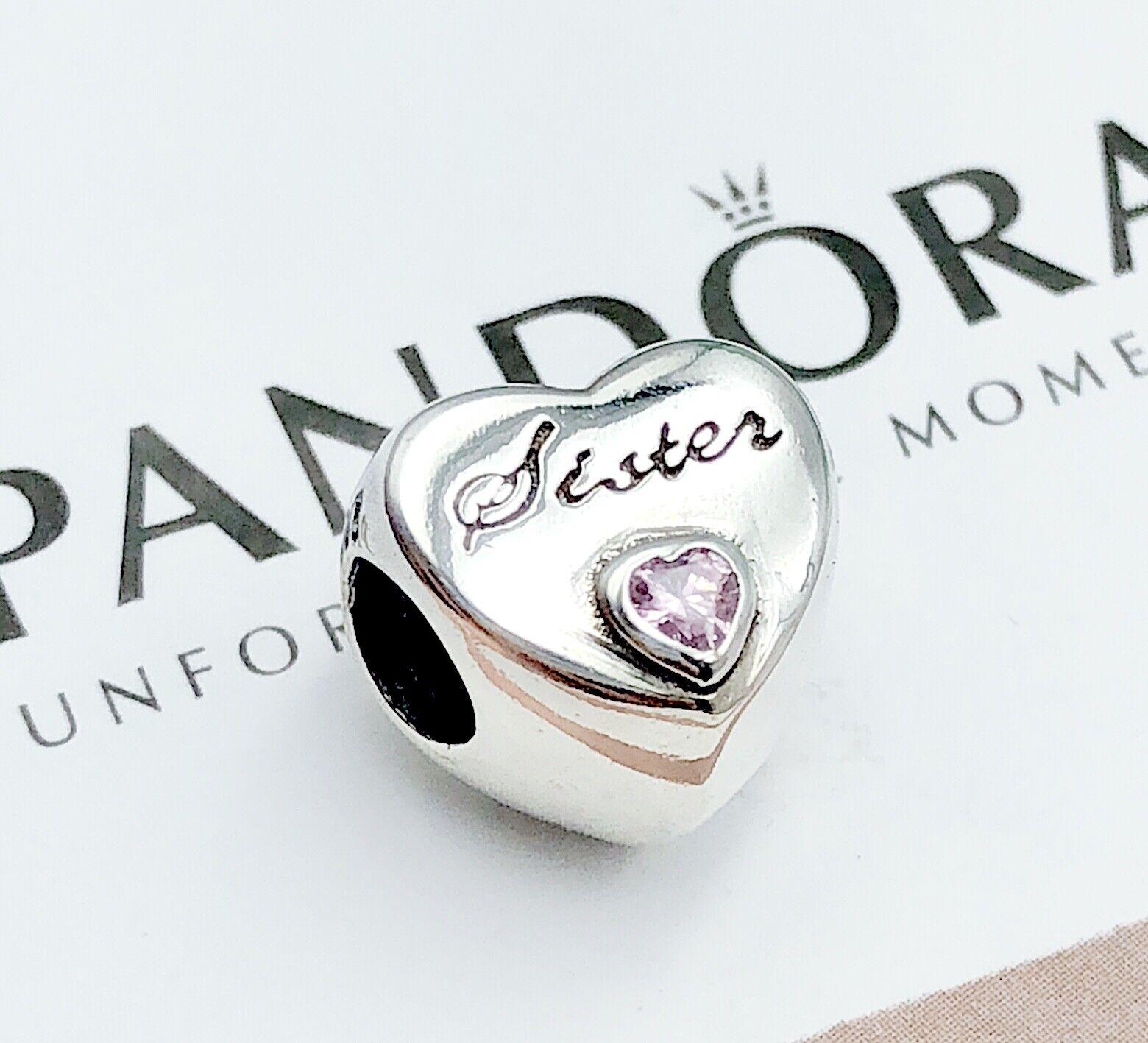 charm argento pandora