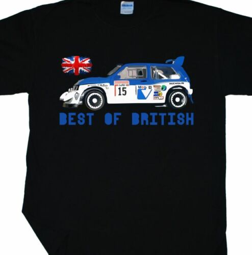 World Rally Car, RAC, British, Turbo, WRC /'Rover Metro 6R4 Group B/' T-shirt