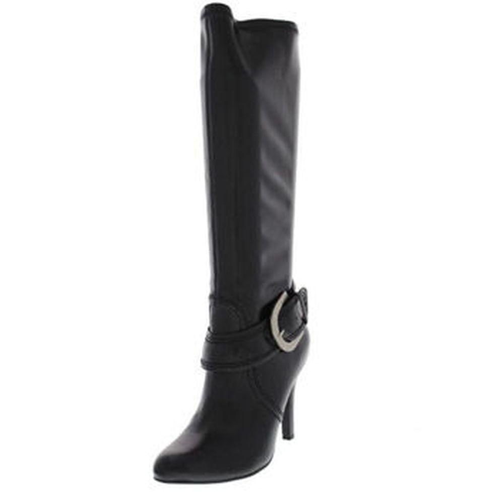 Style & Co.. blaire Hebilla con cremallera lateral knee-high botas MUJERES TAMAÑO 10 M