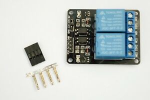 5v-2-Channel-Mains-Relay-module-with-Dupont-connector-FREE-DELIVERY