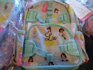 Pottery Barn Kids Mackenzie Pre K Backpack Disney Aqua