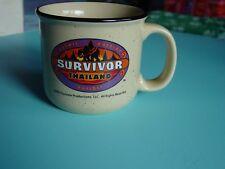"Survivor Camp Fire Mug:  ""Thailand""  - Season 5 - New!"