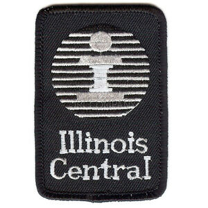 Ic Free Shipping >> Details About Patch Illinois Central New Design Ic 22221 New Free Shipping