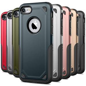 Resistant-aux-Chocs-Antichoc-Coque-Rigide-pour-Apple-IPHONE-6-6s-7-8-Plus-X