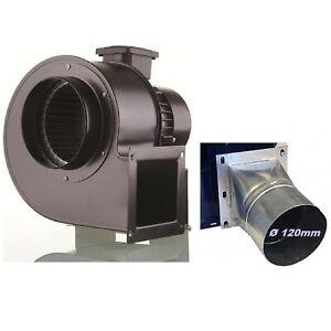 Industrie-Radialgeblaese-Flansch-Radial-Luefter-Geblaese-Abluft-Lueftungstechnik