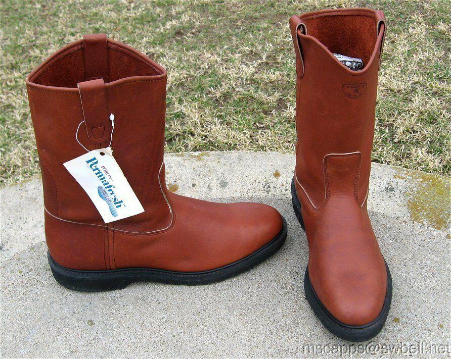 Nuevas botas de vaquero occidental para hombre 10'M