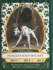 Disney Sorcerers of the Magic Kingdom Planet card #52: Pongo's Soot Bucket