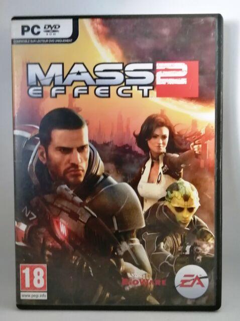 MASS EFFECT 2 - JEU PC