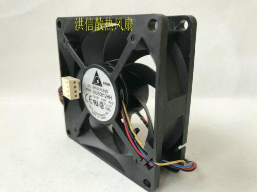 for Delta 8025 AUB0812HH DC12V 0.32A 4-wire temperature control CPU cooling fan