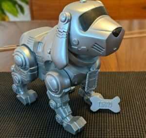 Tekno-Robotic-Puppy-Working-with-Bone-Original-Box-and-Sealed-Warranty-Card