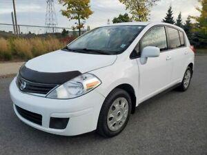 2011 Nissan Versa 2011 NISSAN VERSA , HATCHBACK  , AUTOMATIQUE,  TOUTE EQUIPE