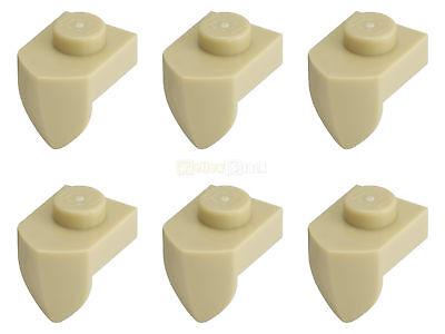 Klaue Kralle 15070 in weiß 1x1  NEU LEGO   50 Bauplatten mit vertikalen Zahn