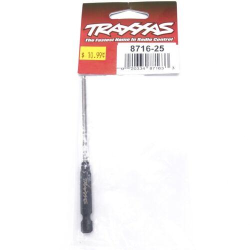 110mm length Traxxas TRA8716-25 Speed bit ball end hex driver 2.5mm