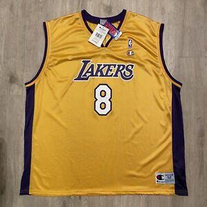De Colección campeón Jersey Kobe Bryant LA Lakers Nueva Nba ...