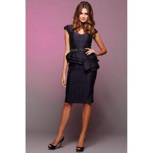 PINK-RUBY-Lady-Like-Dress-Sapphire-size-6-Clearance-BNWT