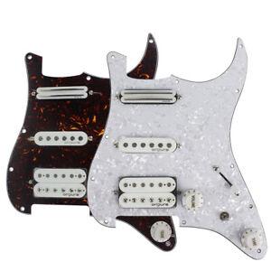 OriPure-Alnico-5-Humbucker-Pickup-Loaded-Prewired-Strat-Guitar-HSS-Pickguard