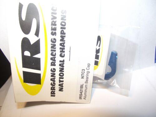 I.R.S.IRS421BL Aluminum Bearing Cap for NTC3 1PC