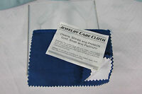 Jewelry Polishing Cloths For Gold Silver Platinum In Package