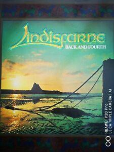 LINDISFARNE - BACK AND FOURTH Vinyl LP (1978) Mercury - #9109609  Near mint