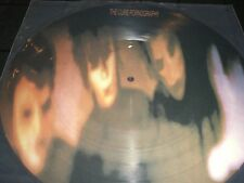 THE CURE PORNOGRAPHY  LP unplayed PICTURE DISC
