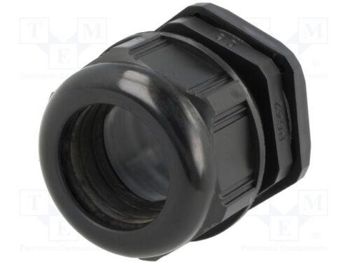 Kabelverschraubung PG42 IP68 Mat Polyamid schwarz UL94V-2 1 st