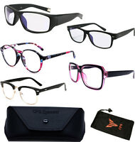 Anti Reflective Computer Tv Anti Radiation Vision Protection Reading Glasses